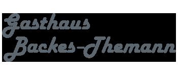 Backes Bau- und Transporte GmbH – Gasthaus Backes-Themann