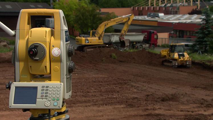 Backes Bau- und Transporte GmbH: Bau – Erdbau