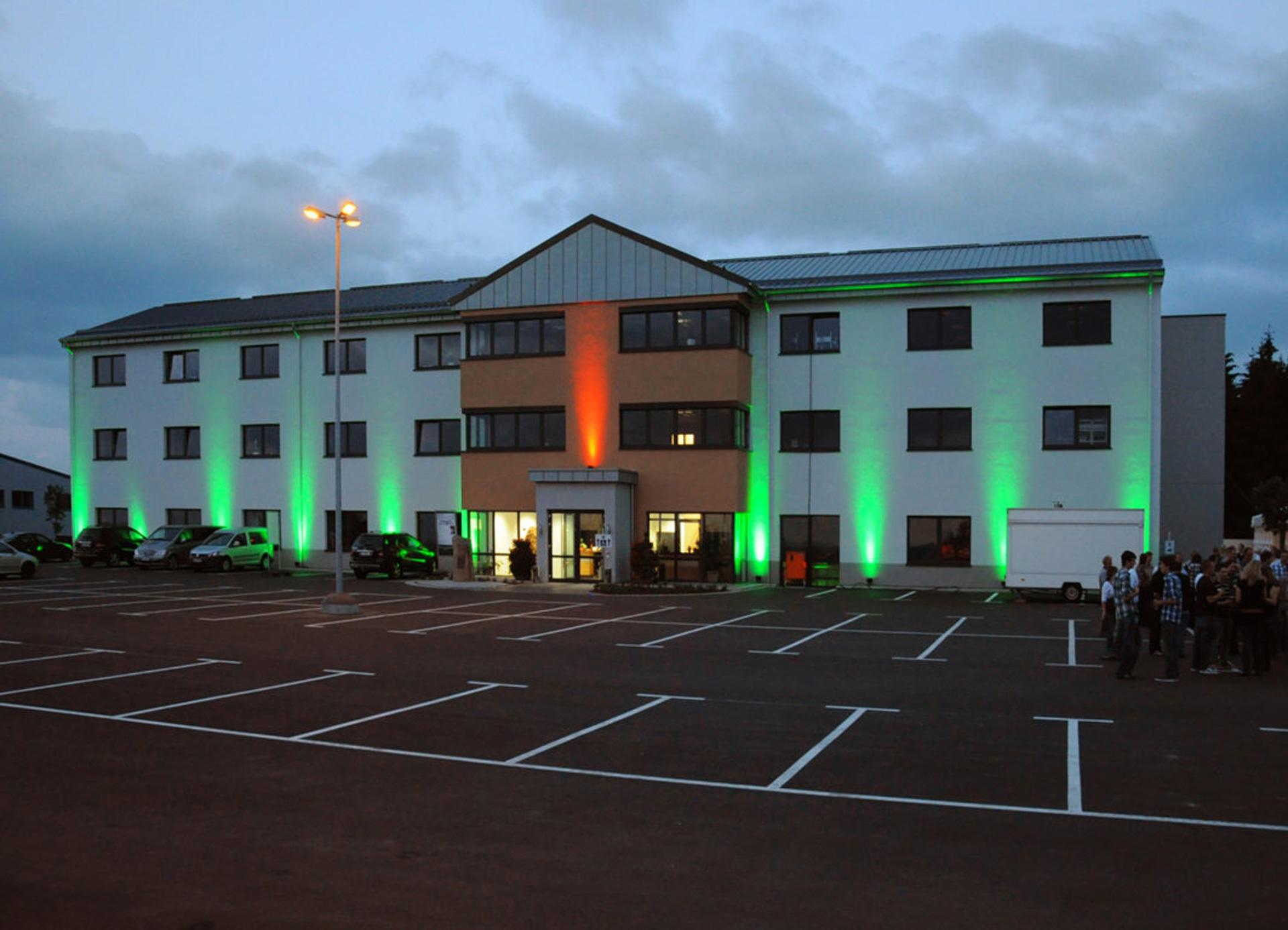 Das BACKES Bürogebäude – an einem unserer Standorte
