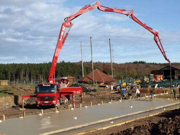 Backes Bau- und Transporte GmbH – BACKES Pumpmischwagen Pumi