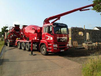 Backes Bau- und Transporte GmbH – BACKES Pumi