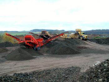 Backes Bau- und Transporte GmbH – Baustoffrecycling
