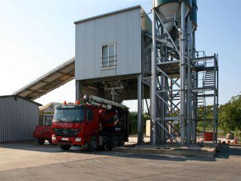 Backes Bau- und Transporte GmbH – Betonmischwerk
