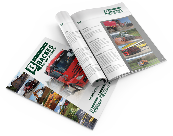 BACKES Gruppe – Unsere Firmenbroschüre zum Download